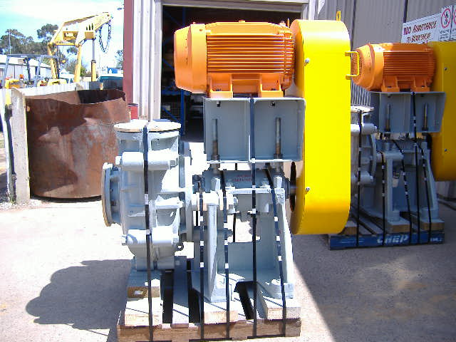 Warman 8/6 Pumps   PE9