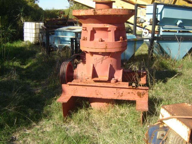 Jaques Cone Crusher  CS29