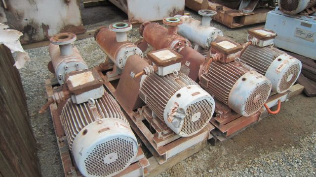 Leistritz Oil Pumps      PE39