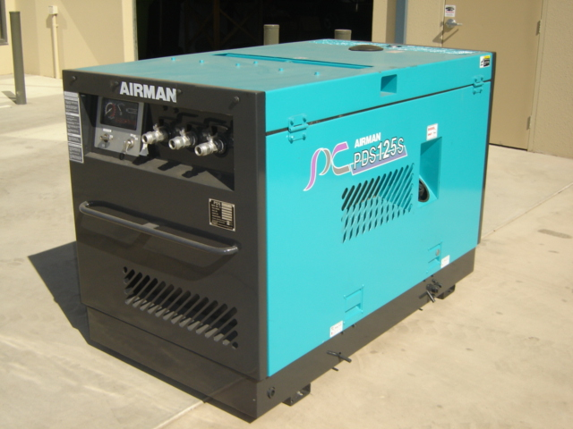 Airman Compressor     PE33