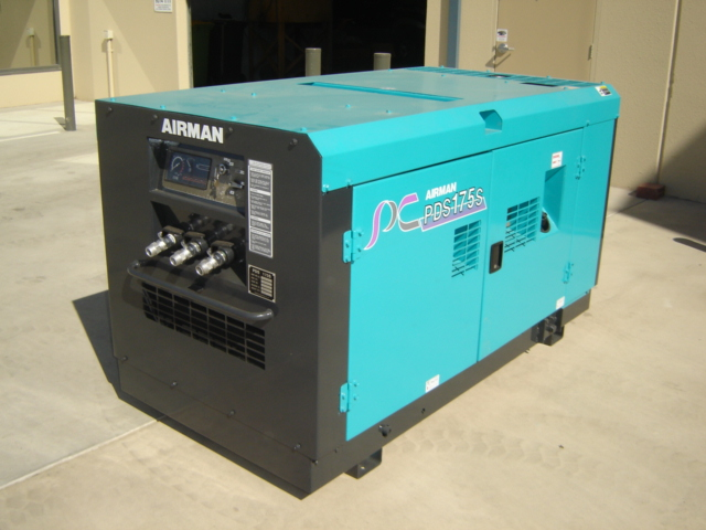 Airman Compressor    PE34