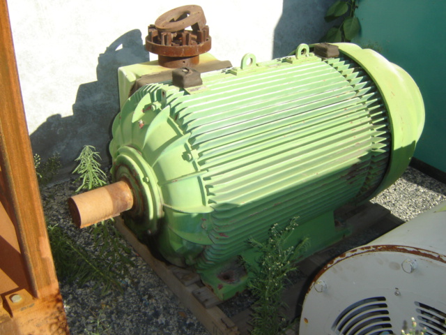 Pope Induction Motor GE11