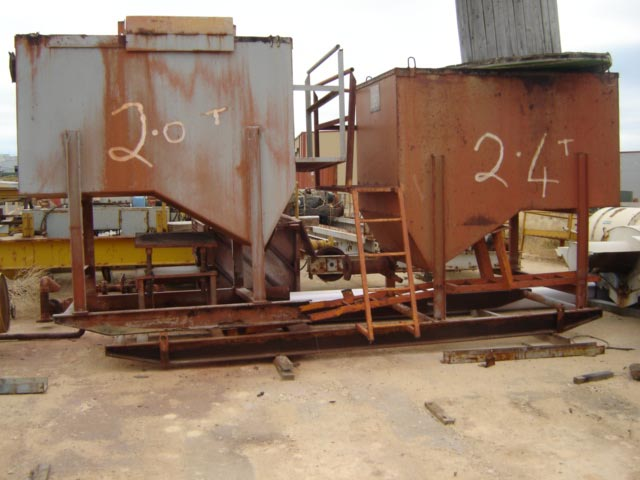Pump Hoppers PE13