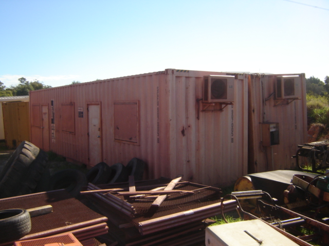 Offices Containerised    TA7