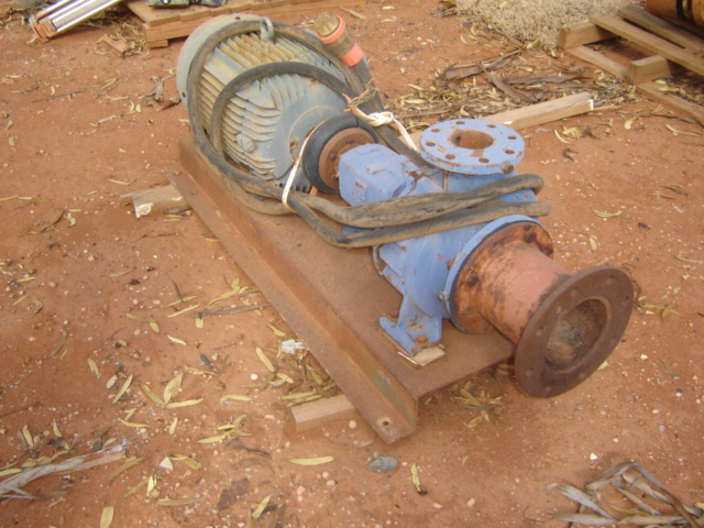 Ajax Centrifugal Pump PE20