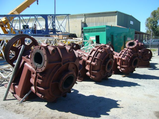 Warman 12/10 Pumps  PE16