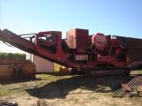 Striker Trackmounted Jaw Crusher